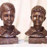 Bronze Busts in Altanta, GA