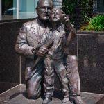 Life-Sized Bronze Memorials in Atlanta, GA
