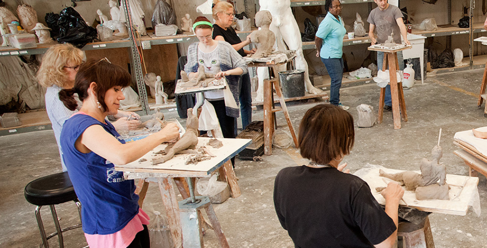 Sculpture Classes in Atlanta, GA