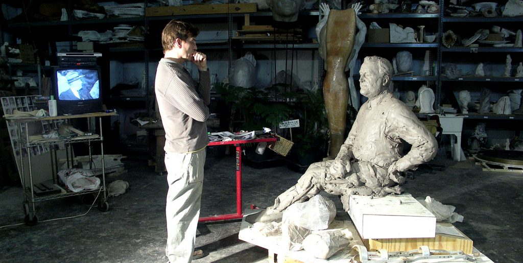 How to Commision a Bronze Sculpture in Atlanta, GA