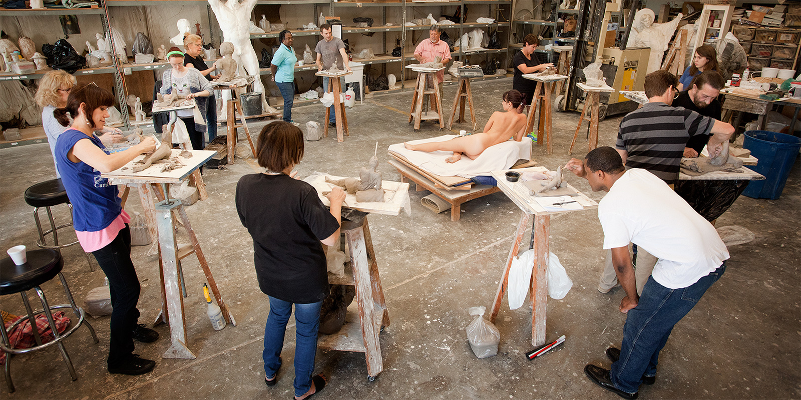 Sculpture Classes in Atlanta, Georgia