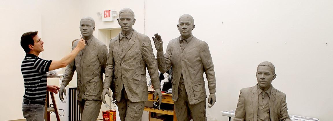 Martin Dawe - Professional Sculptor in Atlanta, GA